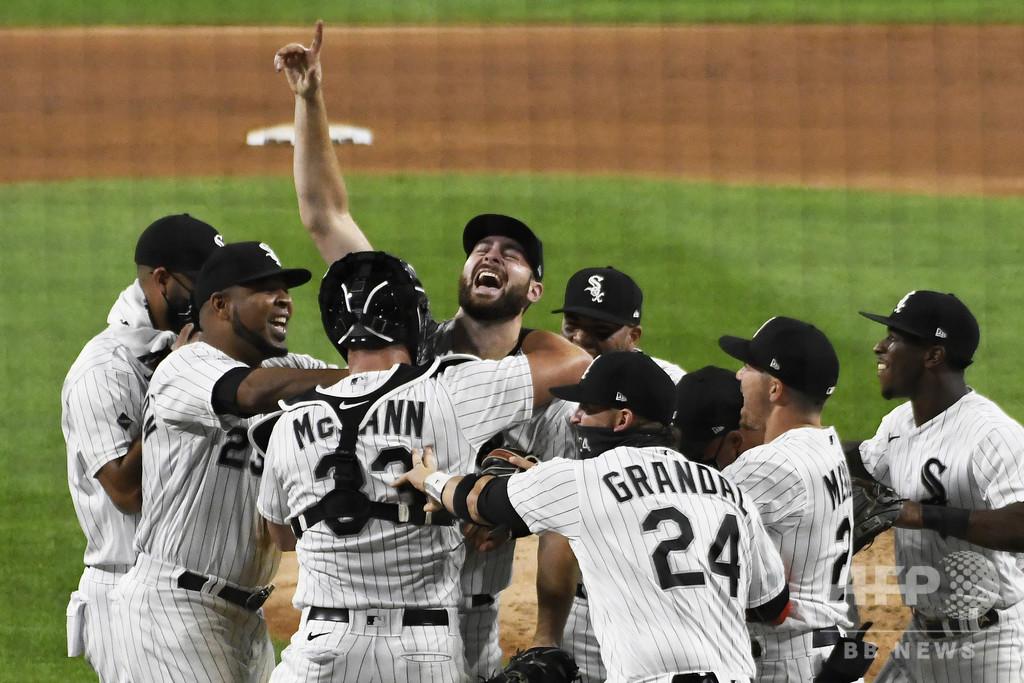 ホワイトソックスのジオリトがノーヒッター達成、今季MLBで初
