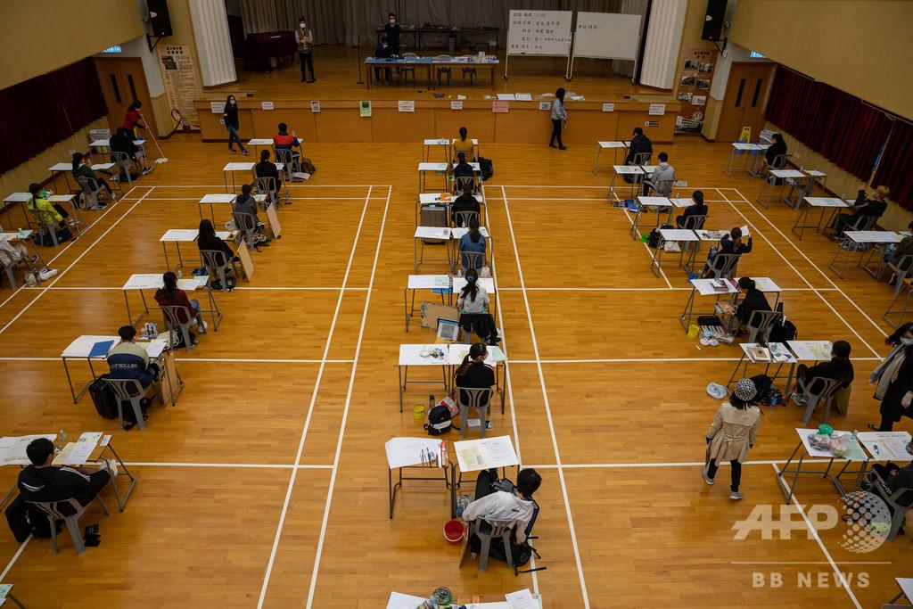 香港大学入試で日本の中国統治を評価させる出題、中国外務省が非難