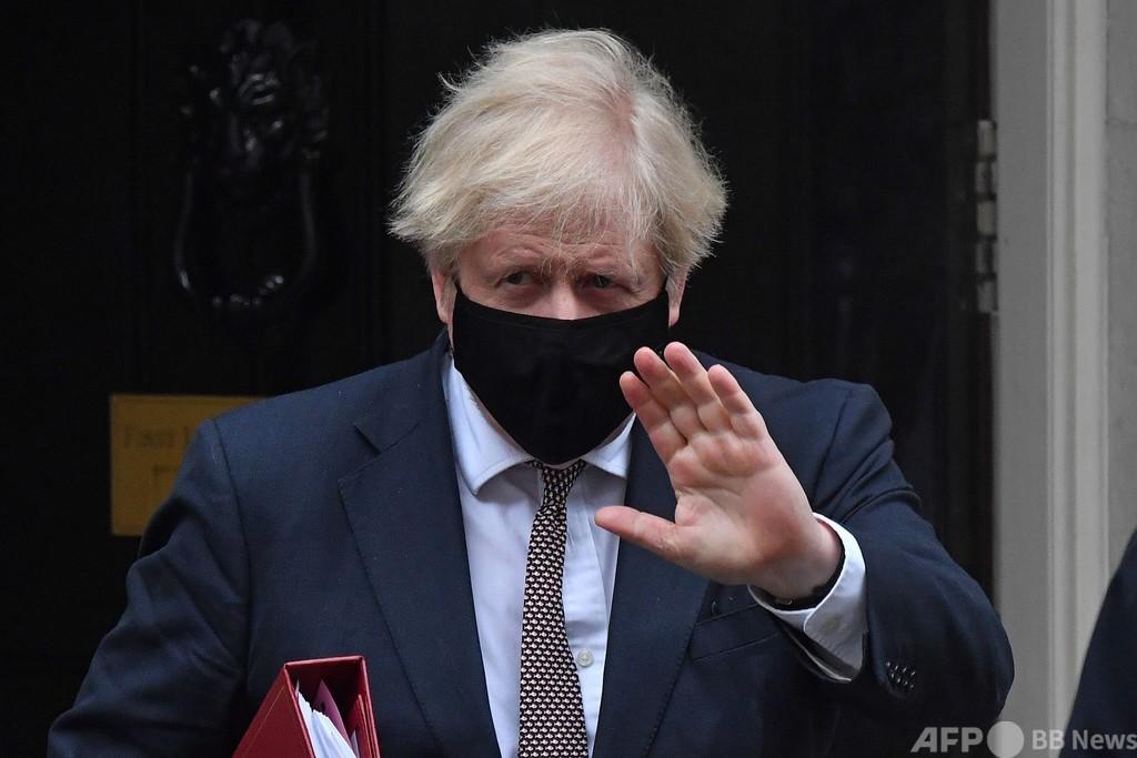「軽率な中国嫌悪」に警鐘、ジョンソン英首相