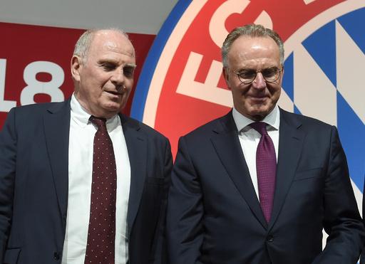 バイエルンのルンメニゲ社長が2年間の契約延長、ヘーネス会長との強力タッグ継続へ
