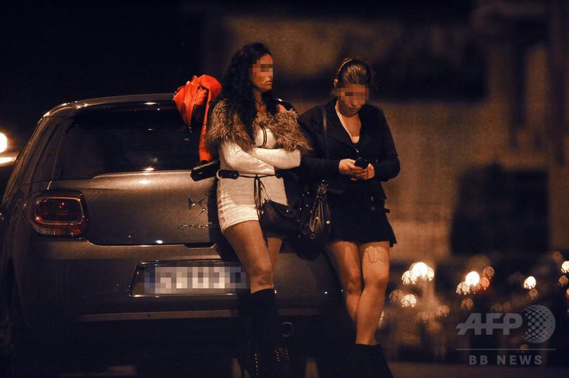 フランスの高級売春婦、商談成立の手段に