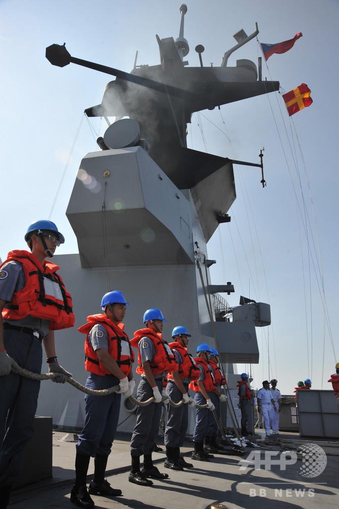 台湾との兵器販売契約を破棄せよ、中国がフランスに要求