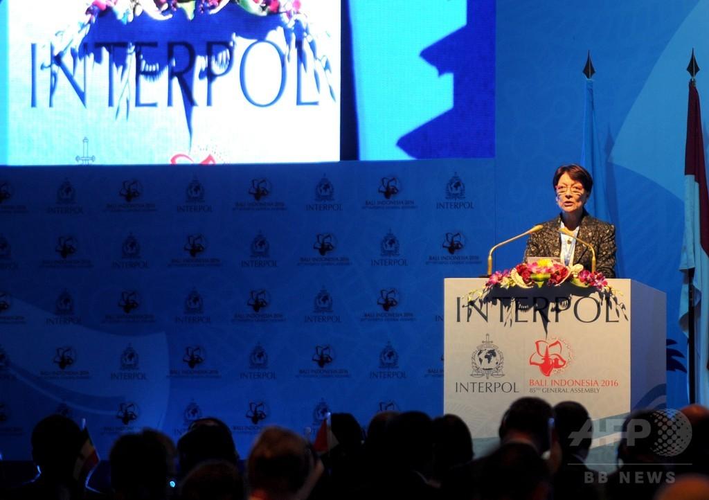 インターポール総裁に初の中国人 人権団体は「悪用」懸念