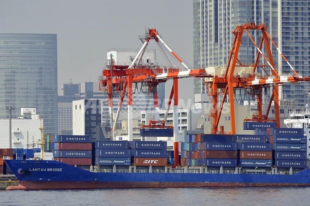 原発危機、国際海運への影響