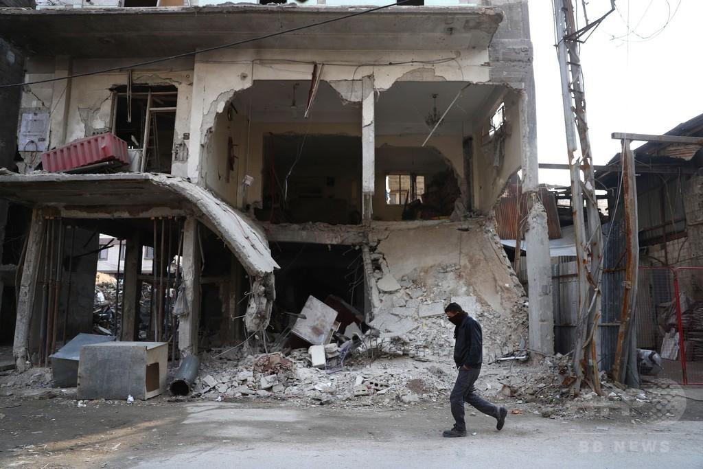 米大統領令で再会の夢断たれたシリア人夫婦