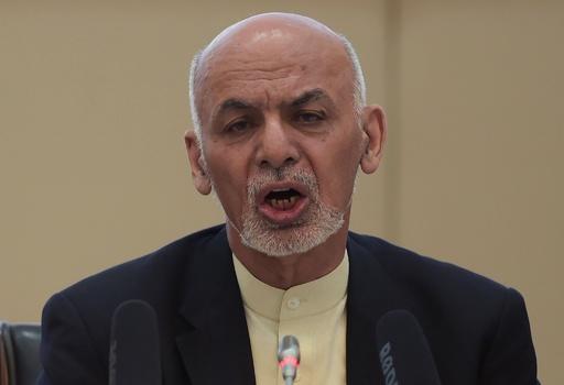 タリバン政党を認可する案も アフガン大統領、和平交渉の枠組み示す