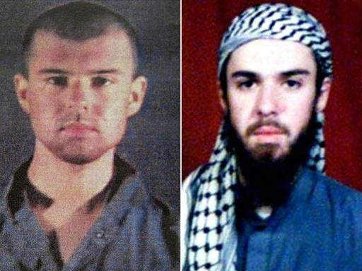 対テロ戦争で拘束の「米国人タリバン」、収監から17年で釈放
