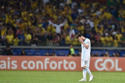 アルゼンチン協会がCONMEBOLに苦情、コパ準決勝の判定に不満
