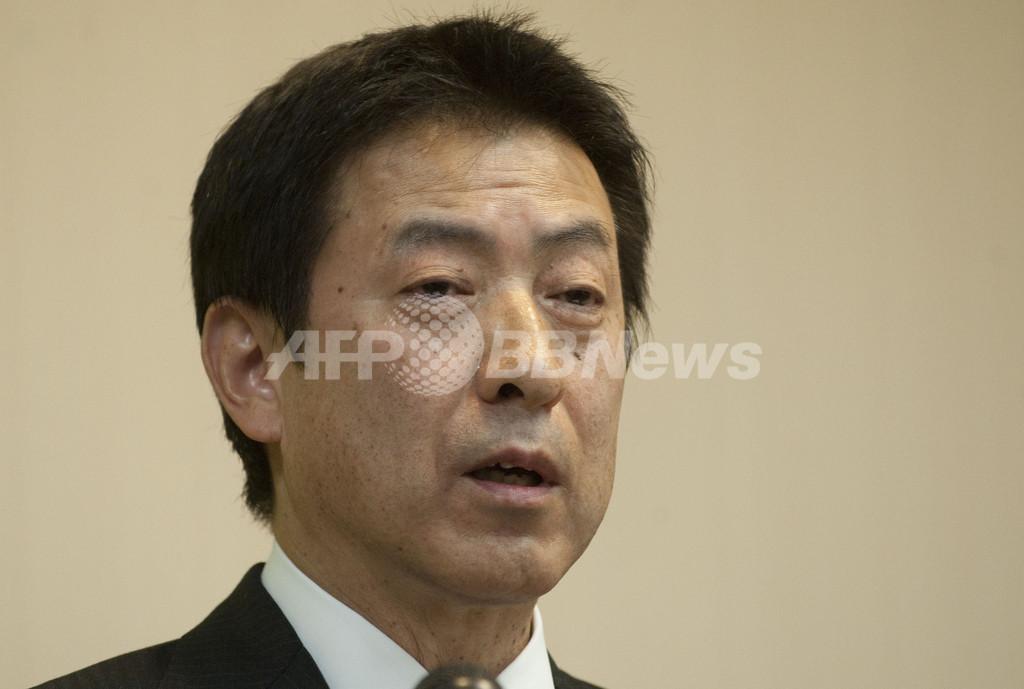 自民・塩崎氏「福島に国会移転を」、米で講演