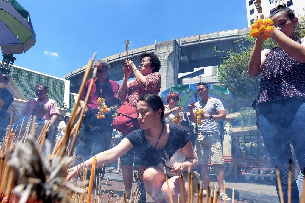 バンコク爆発に「10人以上関与」、国内組織が計画か 警察