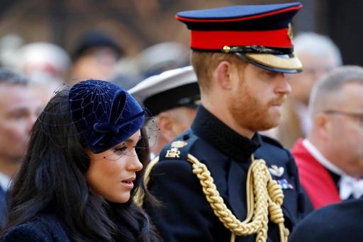 ヘンリー王子とメーガン妃、クリスマスはエリザベス女王と別に過ごすと発表