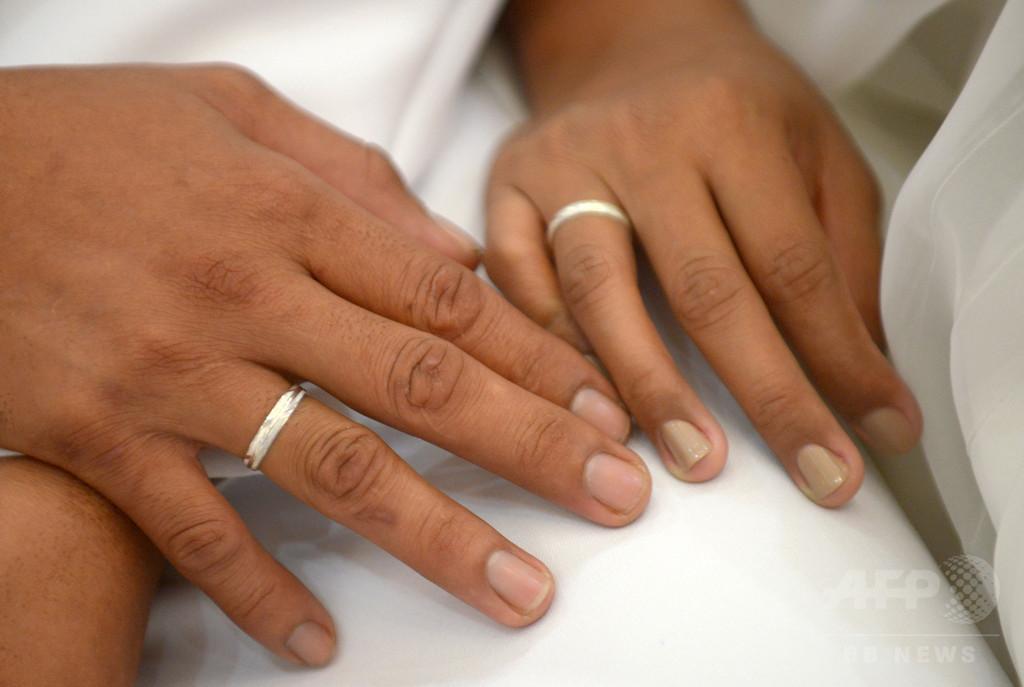 結婚は「ハート」に効く、英研究