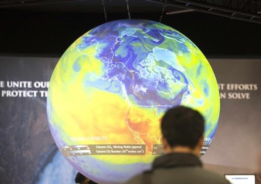 2019年の海水温、記録史上最高 国際研究