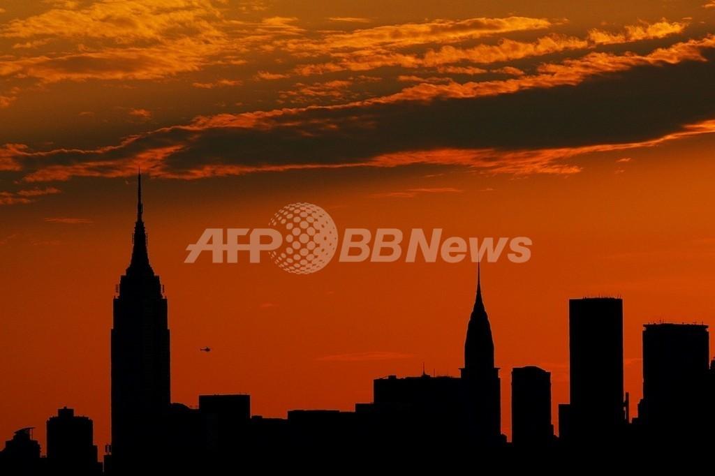 「5月21日に大地震、世界破滅」 NYで予言広まる