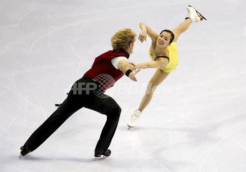 07フィギュアスケート全米選手権>井上怜奈/ジョン・ボルドウィン組 ...