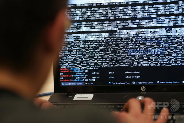 露ハッカー、米民主党にサイバー攻撃 トランプ氏の情報盗む