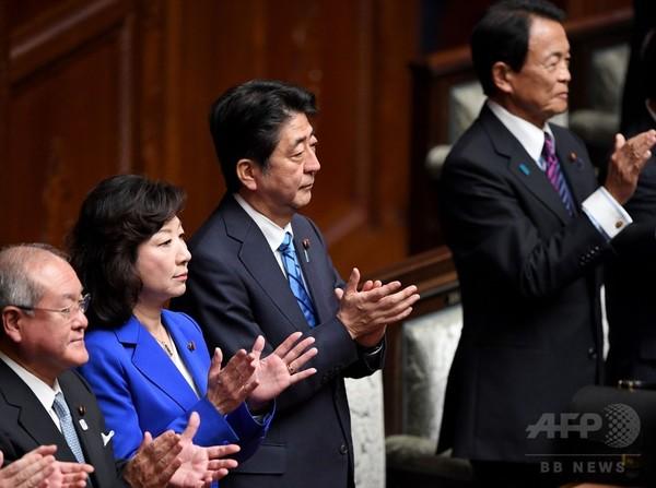 議員の生存でなく、「日本の生存」を問う選挙戦だ