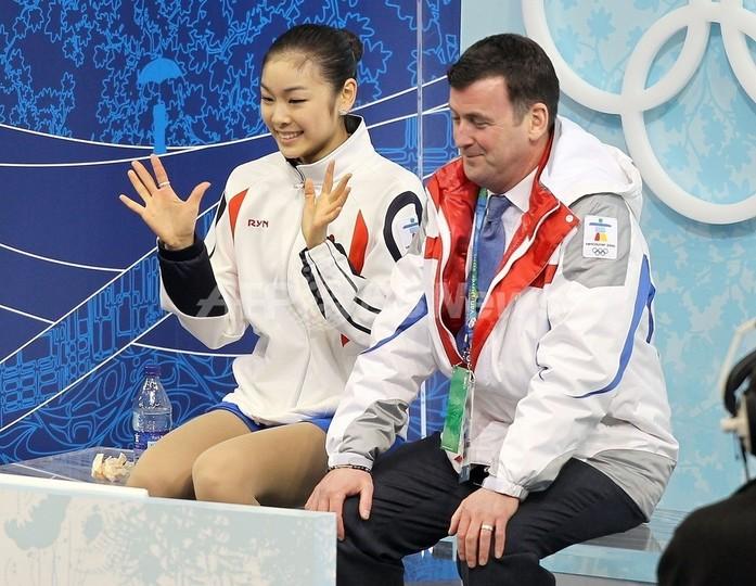 キム・ヨナ 決別したコーチを非難
