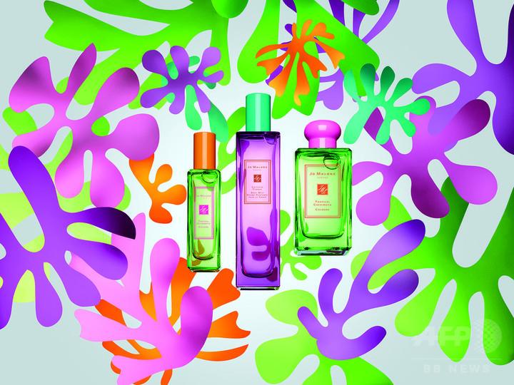 ハッピーを呼び込むような夏の香り、「ジョー マローン ロンドン」新シリーズ