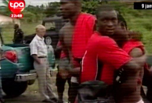 サッカー・トーゴ代表銃撃事件、アフリカ選手権辞退も