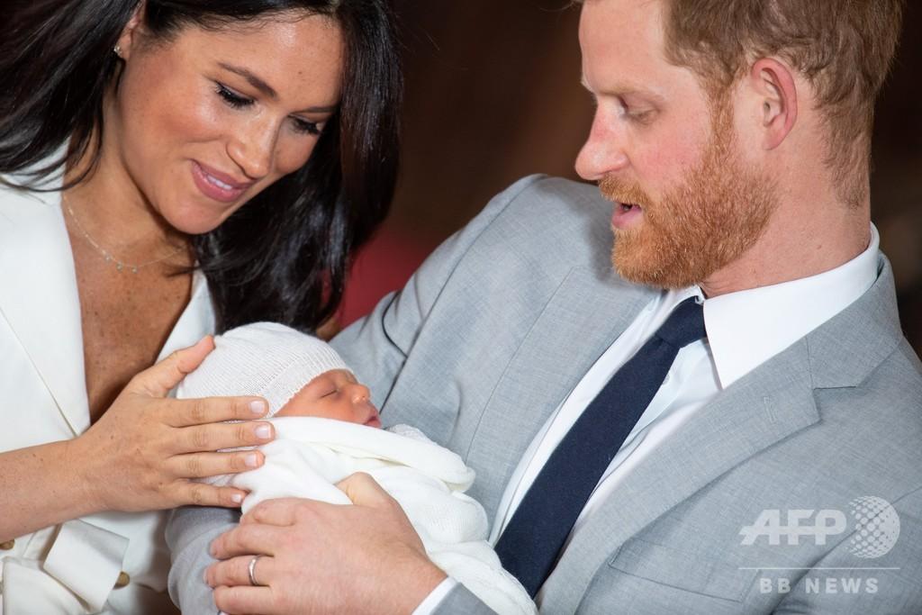 英メーガン妃、第1子出産場所は自宅ではなく有名私立病院