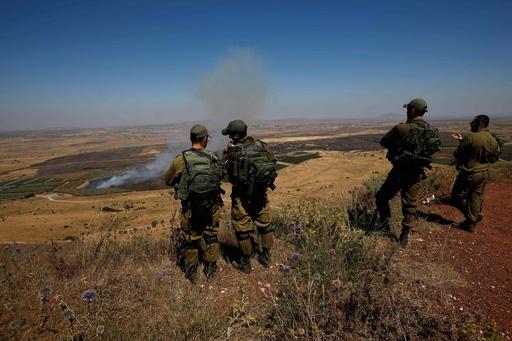 シリア反体制派、ゴラン高原緩衝地帯からの撤退に同意