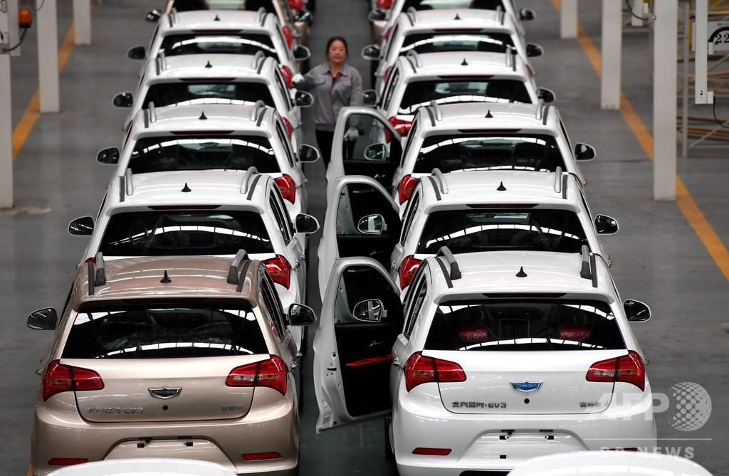 2019年の自動車生産・販売が減少、世界一は保持 中国