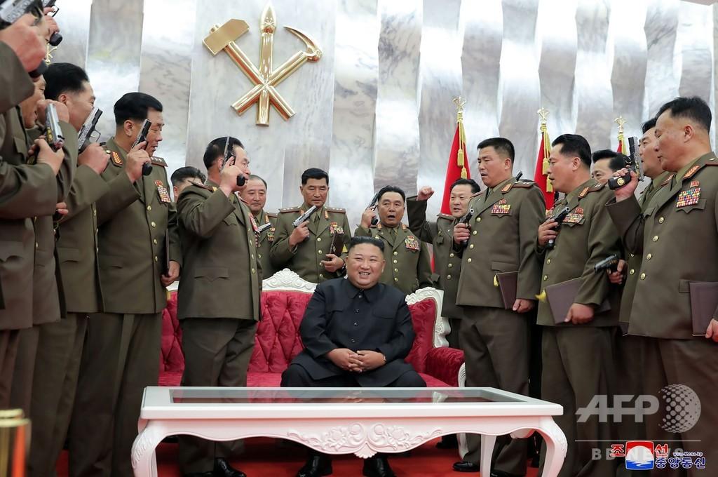 朝鮮戦争の休戦協定から67年、南北で対照的な記念式典