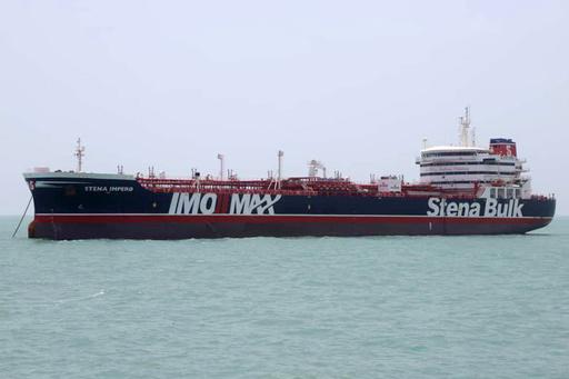 イラン当局、英タンカーは漁船と衝突と主張 調査を開始