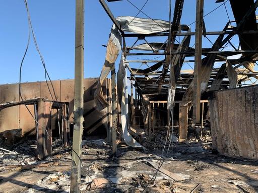 脳損傷の米兵110人に、イランによる在イラク米軍基地攻撃で 国防総省