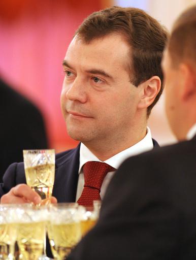 ロシアのメドベージェフ大統領、北方領土めぐり日本を批判
