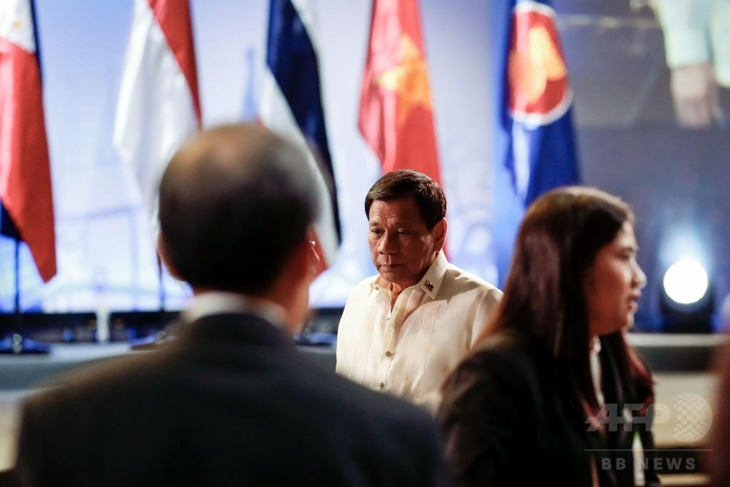 ASEAN首脳会議、中国めぐり論争 比大統領と各国足並みに乱れ