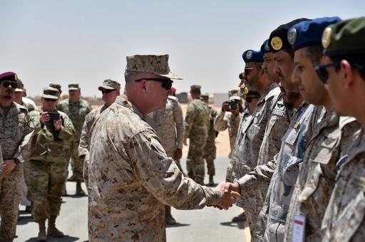 米、サウジに3000人増派と発表 対イラン防衛強化