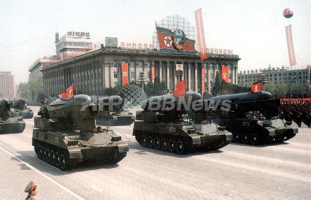 北朝鮮、短距離ミサイルも発射か