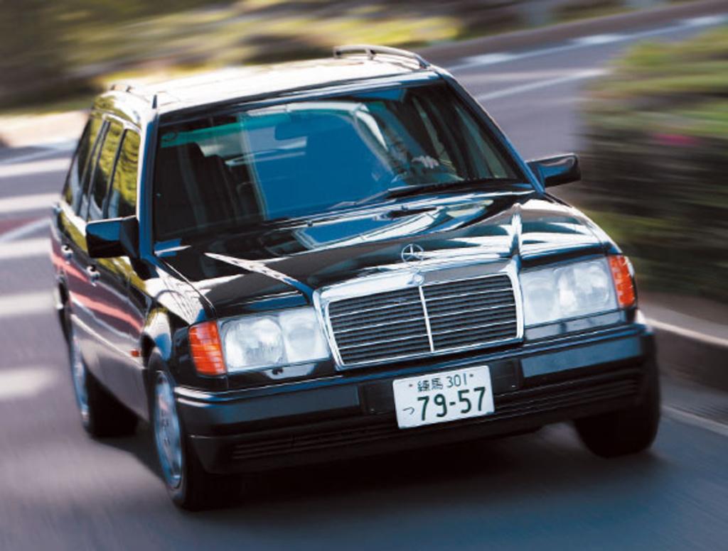 【試乗記】メルセデス・ベンツ300TE(1992)との日々♯04 名医の診察にかかる 44号車はやはりお宝だった!