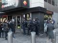 NY爆発は「テロ未遂」 体にパイプ爆弾、3人負傷