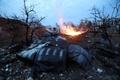 シリア北西部でロ軍機撃墜 イスラム過激派が犯行声明