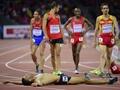仏人選手、ゴール直前でランニングシャツ脱ぎ金メダル剥奪 欧州陸上選手権