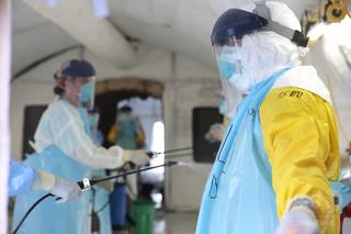 エボラ出血熱ではない原因不明の病気で11人死亡、リベリア
