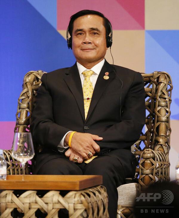 タイ軍政トップ、「愛国的」韓流ドラマを称賛 国民に視聴勧める