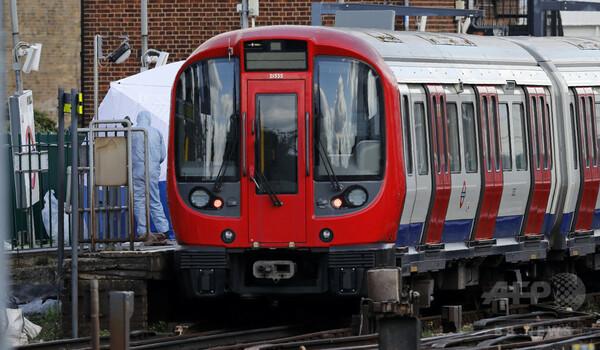 ロンドン地下鉄爆発で英の警戒レベル最高度に