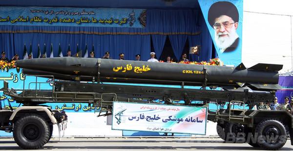 米、中国人の男に5億円の懸賞金 イランの弾道ミサイル計画を支援