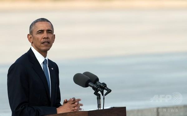 オバマを男にした日本人の以心伝心、武士の情け