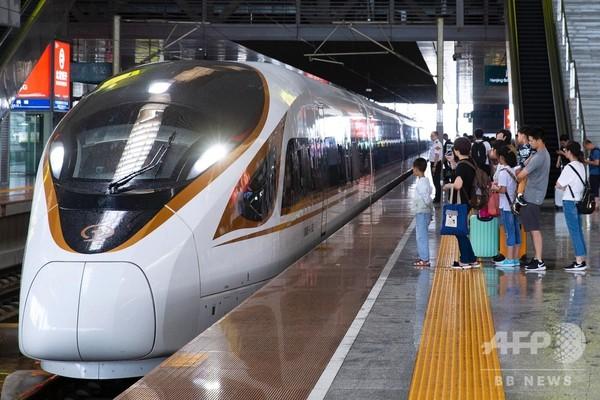 中国の高速鉄道「復興号」、4247万人運ぶ 運行開始初年