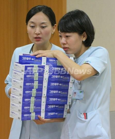 北朝鮮、新型インフル発生を初めて認める 平壌などで9人