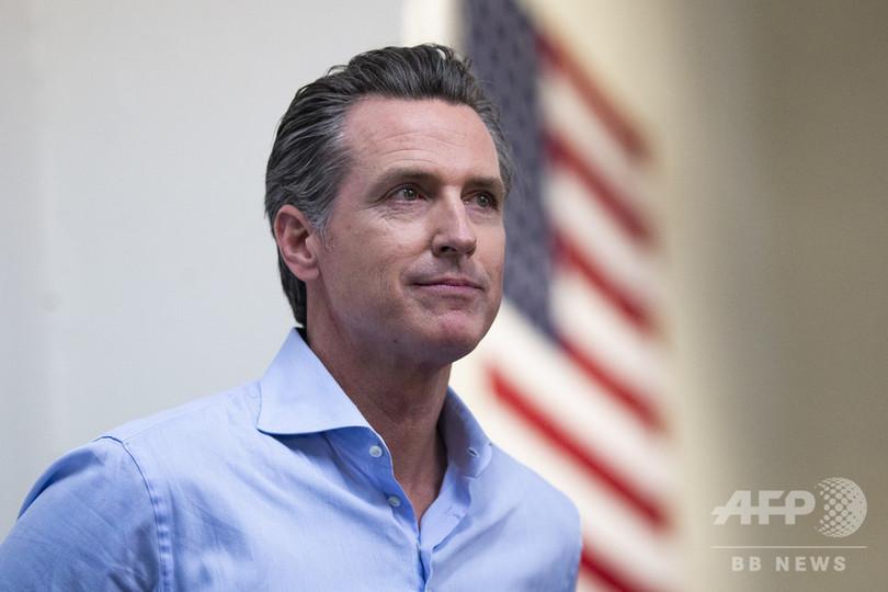 米加州知事、死刑執行の一時停止を導入へ 737人の処刑延期