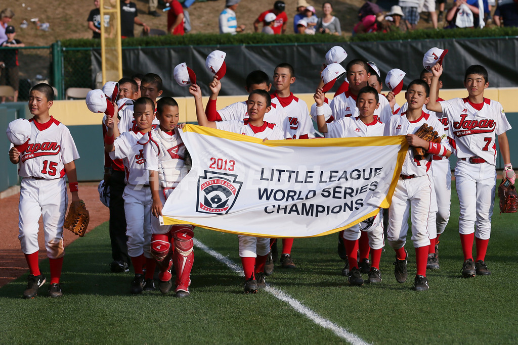 武蔵府中がリトルリーグ世界一に、日本代表が2年連続で優勝