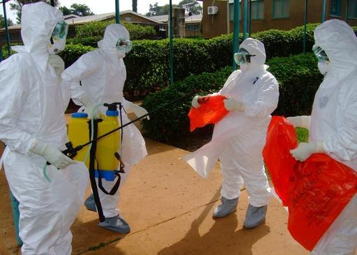 ギニアで発生したエボラ出血熱、隣国リベリアに拡大か
