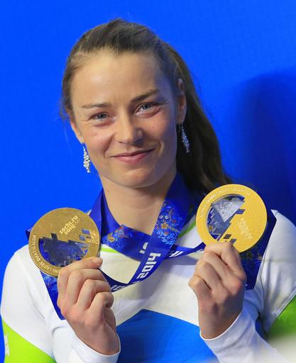 五輪金メダリストのマゼが1年間の休養を発表