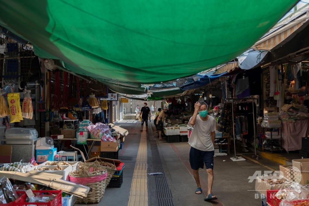 コロナ再感染を確認 香港で世界初